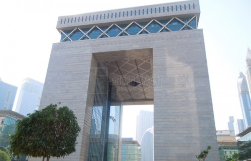 DIFC – Gate Building