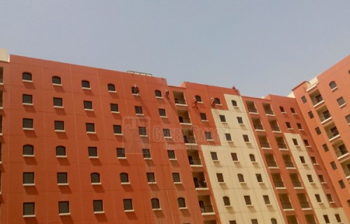 Inter Continental Staff Housing