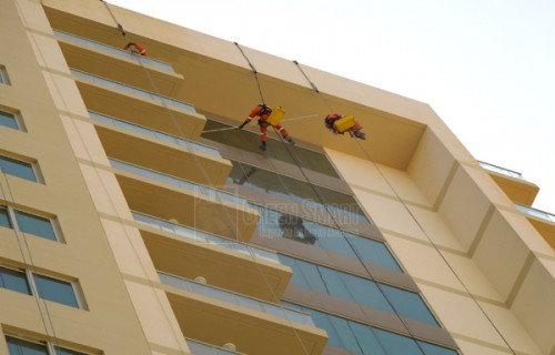 Our Projects Rope Access Window Cleaning Dubai