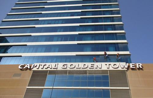 Golden Capital Tower