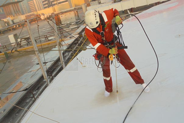 Rope Access Companies in Dubai | Rope Access Cleaning