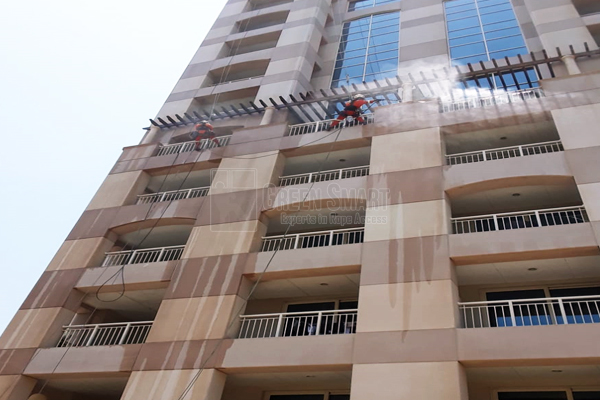 External Facade Pressure Washing_03